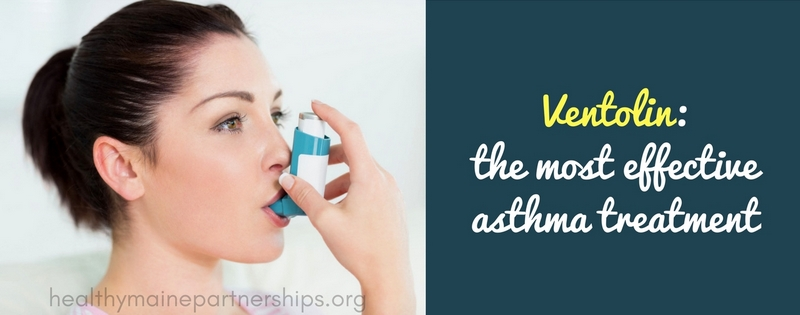 Ventolin_ the most effective asthma treatment
